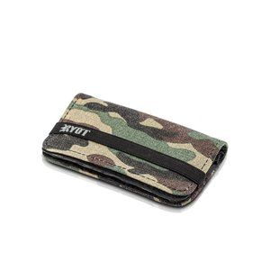 RYOT Roller Wallet Camo Size Small